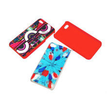 2015 Colorful Cell Phone 3D Cases for Decoration