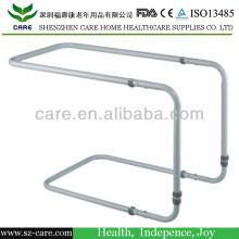 CARE-- Adjustable hospital bed cradle