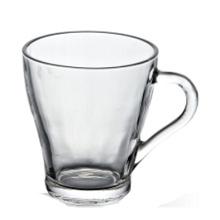 Taza de café de cristal 280ml