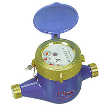 LXH-15E~20E Volumetric Piston Type Water Meter