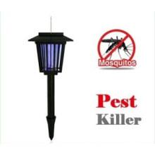 Outdoor Solar Garden Light Mosquito Killer Lamp Insect Killer