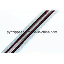 Color de la cinta de nylon de cadena larga cremallera 3 # 5 # 7 #