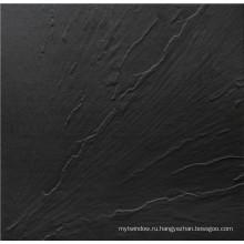 Полированная черепица из черного и белого фарфора