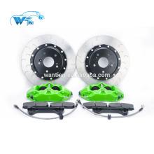 Pièces de véhicules à moteur de haute performance de disque de frein 370 * 36MM pour les étriers rouges d'AP8520 ajustés pour beaucoup de kits de frein de modèle de voiture