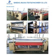 le dernier tissu de polyester de modèle faisant le métier à tisser automatique de jet d'eau