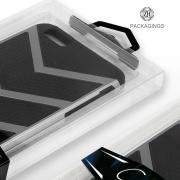 Mobile phone plastic case box