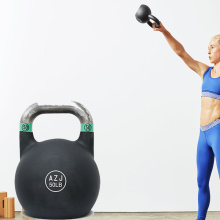 Flexibility Training Steel Competition Kettlebell