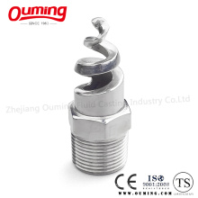 Stainless Steel Camlock Coupling Spiral Nozzle