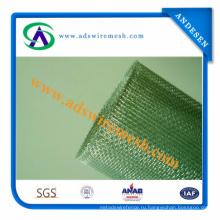 Bwg38-Bwg20 Электро Гальванизированная квадратная Ячеистая сеть (ISO9001: 2000 завод)