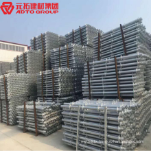 Echafaudage multidirectionnel,HDG Construction Functional Layher Scaffolding for Sale,Ringlock Scaffolding System