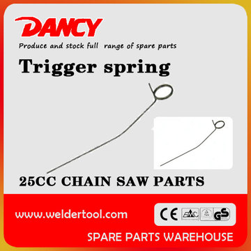 2500 chainsaw parts trigger spring