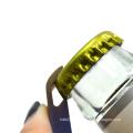 Portable EDC titanium bottle opener with keychain lanyard
