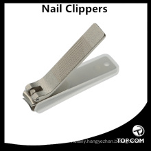 brands toe nail and finger nail clippers with plastic cover nail cutter