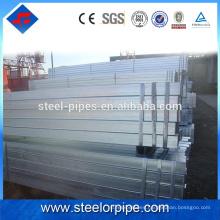 Tubo de acero galvanizado de la venta de los artículos vendedores calientes altos del cinc