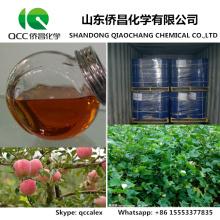 Haute efficacité Agrochimique / Insecticide Cyfluthrine 92% TC 50g / l EC 5% CE 5% EW 5,7% EW N ° CAS: 68359-37-5