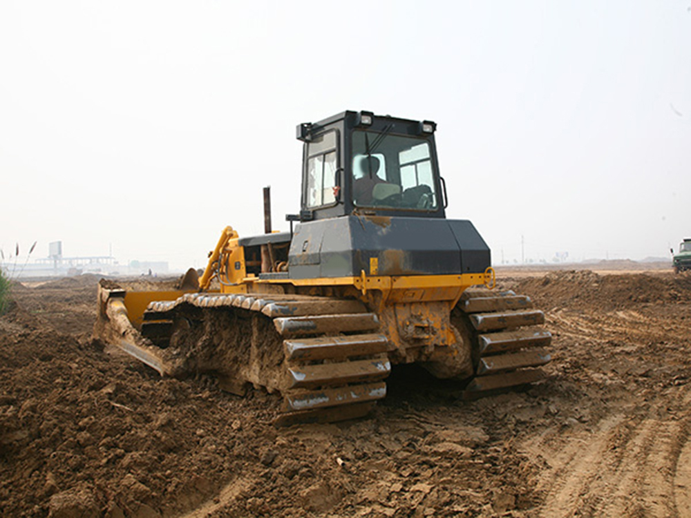 Small Crawler Bulldozer