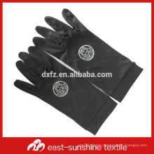 high-end microfiber handing gloves for cleaning famous jewelry brand