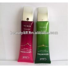 60g cosméticos oval plana tubos para BB creme