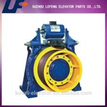 Motanari MCG250 lift tractor machine, elevator traction machine with machine roomless, traction machine factory