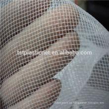 pantalla de ventana de plástico de bajo precio con alta calidad