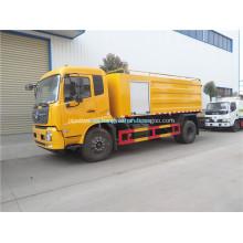 Vehículo de aguas residuales de succión estándar de emisión Euro 3