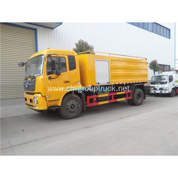 Euro 3 Emission Standard Suction Sewage Vehicle