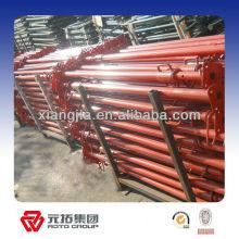 Q235 Gerüstbau Stahlstützen