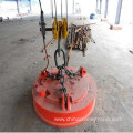 Crane Activated Lifting Magnets
