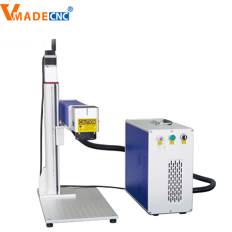 20W fiber laser marking mahine