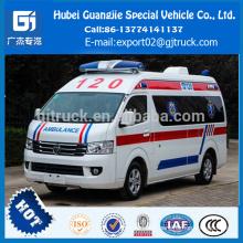 FOTON BJ6549B1PXA-EE (2WD) Ambulance FOTON BJ6549B1PXA-EE (2WD) Ambulance