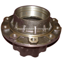 Ts Cerificated Sand Casting and Machining Truck Parts