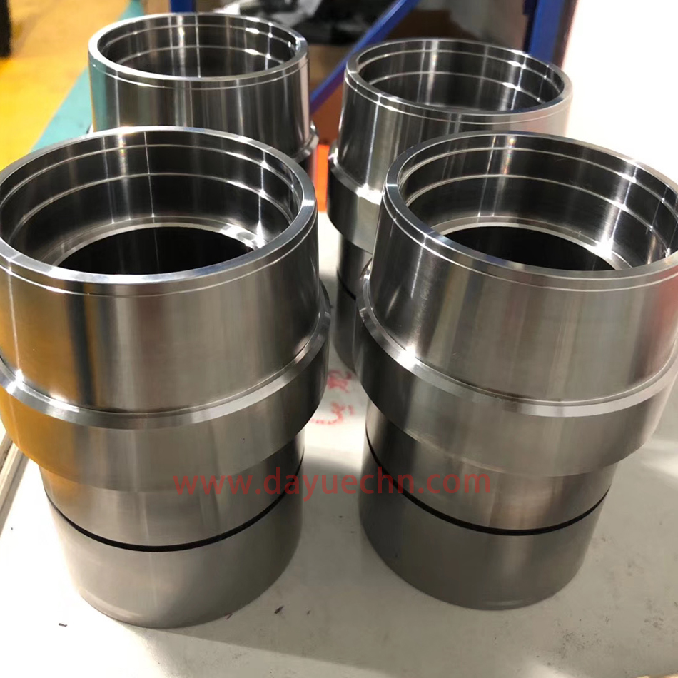 48 Cavities Preform Mold Components Cores and Stackings