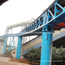 Pipe Conveyor System / Pipe Conveyor for Steel Plant