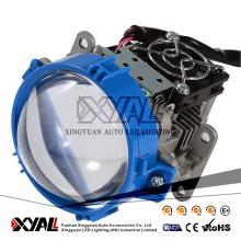 2017 venta caliente 40W CSP de alta intensidad Super brillante Q5 12V LED Proyector lente de la linterna para coches