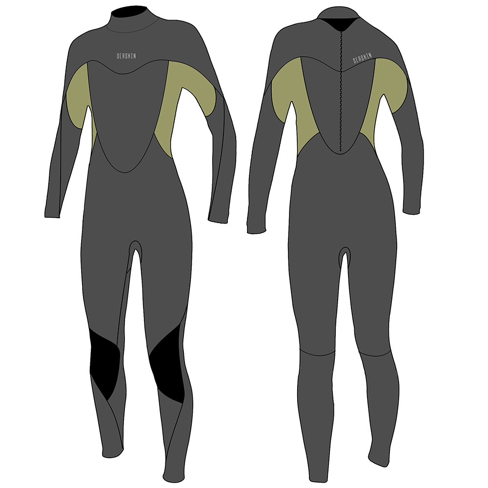 Seaskin Lady Wetsuits