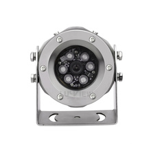 Luview New Product Explosion-proof Car Camera Stainless Steel with IR LEDs