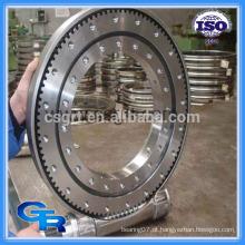 Misturador de concreto rolamentos de anel giratório