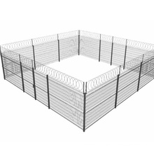 high quality 3D Mesh Panel Fence hot sale