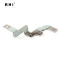 zhejiang rhi copper bus bar white insulation copper bus bar