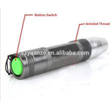 LED Jade testando lanterna, t6 levou lanterna, lanterna levou para testar jade