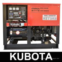 Генераторная установка с двигателем Kubota (ATS1080)