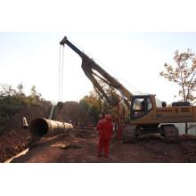 Pipelayer multifonctionnel de 24tons / machine de levage de pipeline / grue