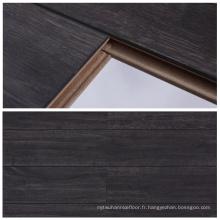 Plancher stratifié en chêne HDF de 12 mm pour chambre à coucher avec matériau respectueux de l'environnement