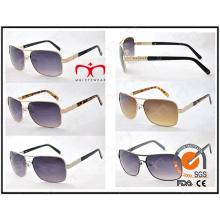Las mejores ventas y los vidrios de sol clásicos del metal de los hombres (M1294)