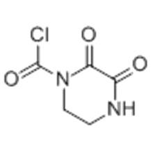 Name: 1-Piperazinecarbonylchloride, 2,3-dioxo- CAS 176701-73-8