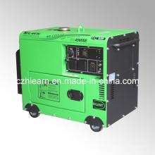 Tipo portátil diesel silencioso do grupo de gerador 3500watts (DG4500SE)