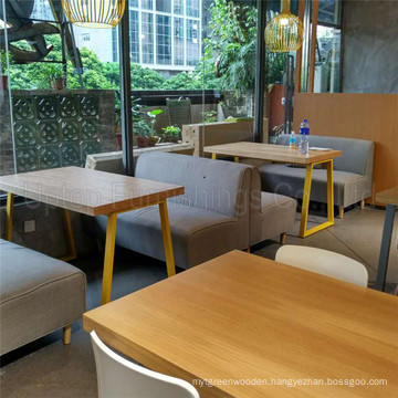 (SP-CS385) Uptop Modern Commercial Scandinavian Cafe Wooden Restaurant Furniture
