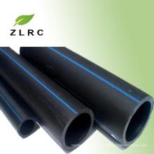 Preços materiais pretos novos da tubulação do Hdpe para a fonte de água / tubulação e encaixes do hdpe