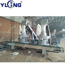 agree fertilizer pillet making machine