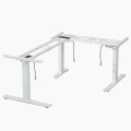 Uplift desk with three-stage lift table of thrive ergonomic portfolio